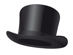 black-top-hat
